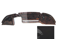 Club Car Precedent Carbon Fiber Dash $ 109.00