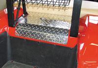 TXT Diamond Plate Rear Access Panel $ 36.95