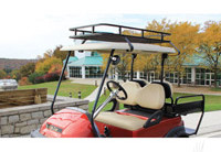 Club Car Precedent Roof Rack