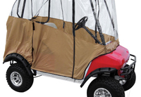 4- Sided Drivable Nylon Enclosure $ 89.95