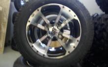205/ 50-10″ Lo-pro custom ITP wheels $ 369.00