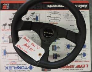 Italian Made Model 500 EZ-Go Only Steering Wheel + Hub $ 49.95
