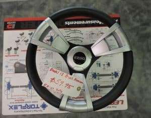 Italian Made Ez-go only Steering Wheel Hub included $ 59.95