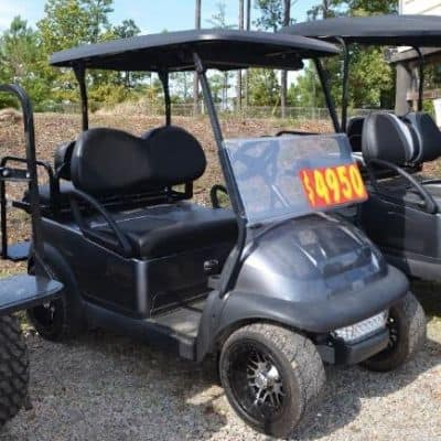 Club Car Precedent Charcoal Body - $4950