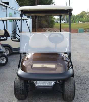 Club Car Precedent Mocha Body Box - $3600