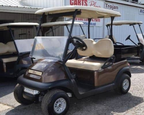 Club Car Precedent Mocha Body Side - $3600