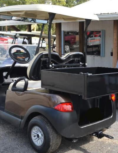 Club Car Precedent Mocha Rear - $3600