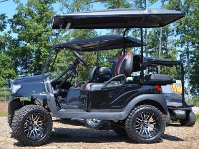 Custom Club Car with New Black Alpha Body - $5650