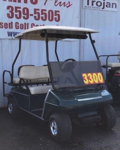 Club Car DS II - $3300