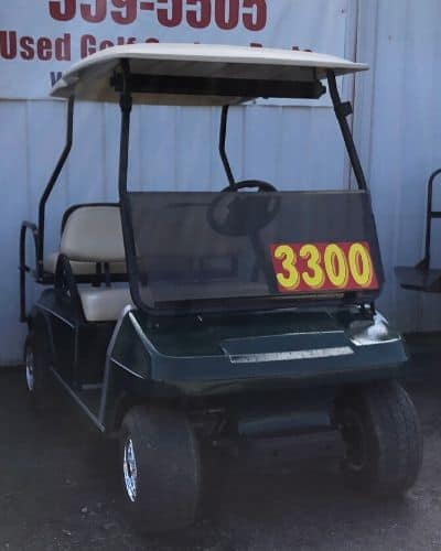 Club Car DS - $3300
