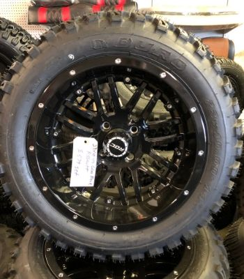 Duro Off Road Tire Assault Gloss Black 23x10-14