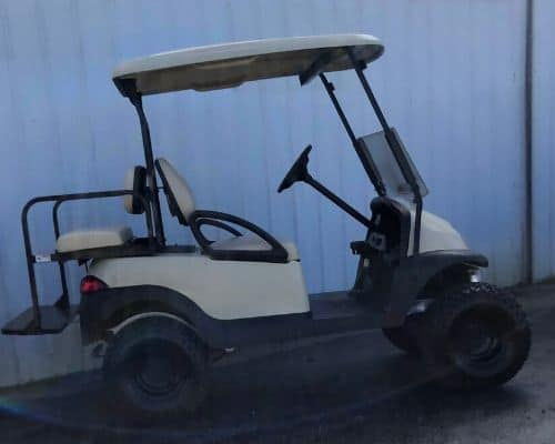 Lifted Club Car $3500