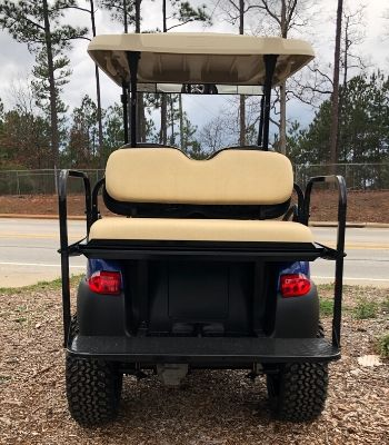 Club Car Precedent Blue Body - $4600