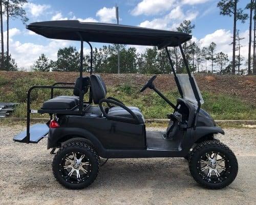 Club Car Precedent - Stealth Series Custom Built Carts