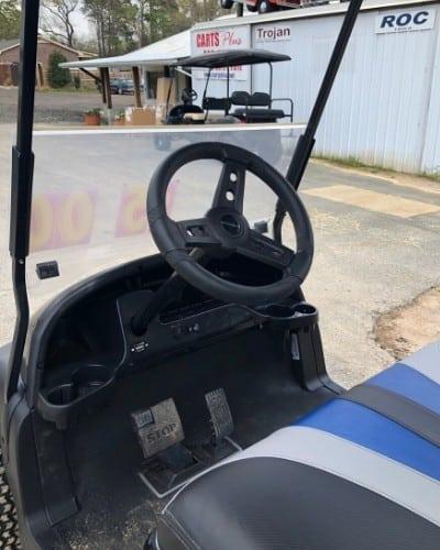 Custom Black Stealth Club Car IV