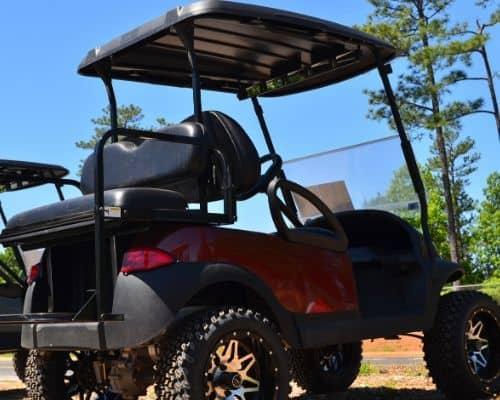 Carolina Series Custom Golf Cart (B) - $4995