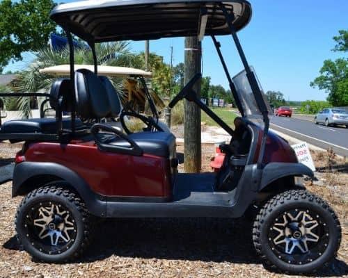 Carolina Series Custom Golf Cart - $4995