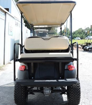 Custom Order Limo Cart (Club Car Precedent Chocolate Lava body)
