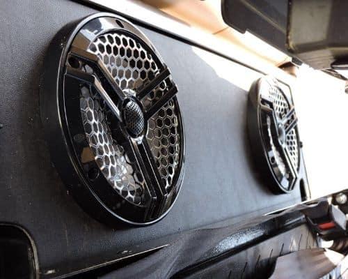Club Car Precedent With Custom Painted Body ( Chocolate Lava ) Sound System