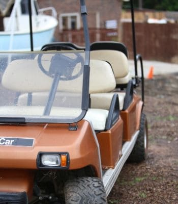 Gas Club Car DS Limo Cart (2)