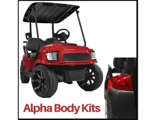 Alpha Body Kits