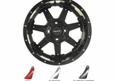 Blackhawk Wheel Set with Inserts
