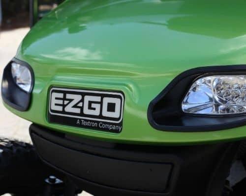 EZ GO Electric Pickle Front Detail