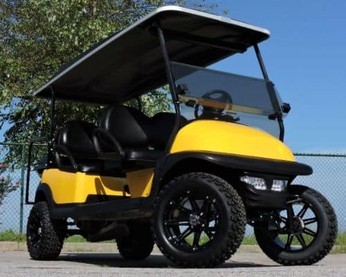 Sunflower Limo Cart (Custom Build)