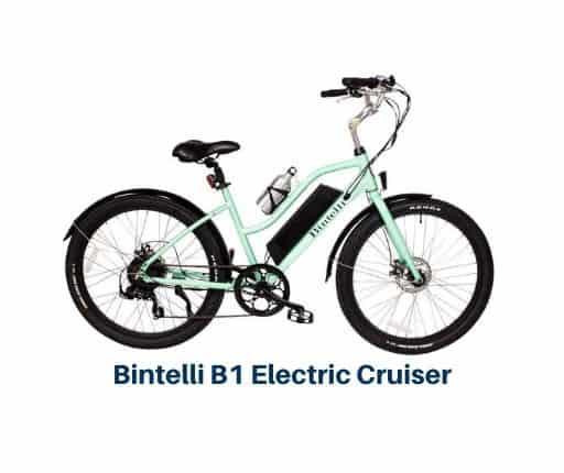 Bintelli B1 Electric Cruiser Bike