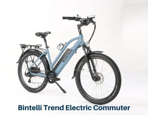 Bintelli Trend Electric Commuter Bike