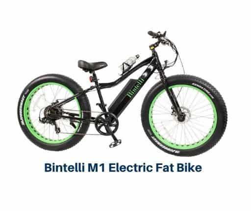 Bintelli M1 Electric Fat Bike